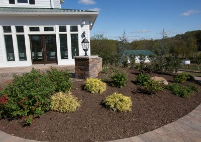 Landscaping and Hardscaping Project in Maryland