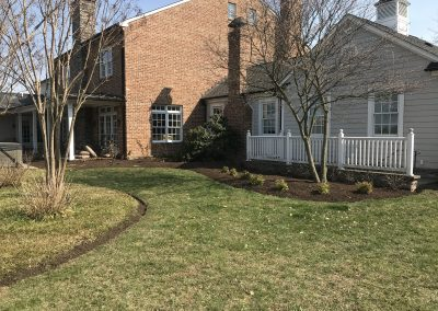 Landscaping and planting in Maryland by Frederick Landscaping